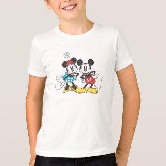 Mickey & Minnie   Classic Pair T-Shirt