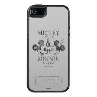 Mickey & Minnie | Est. 1928 OtterBox iPhone 5/5s/SE Case