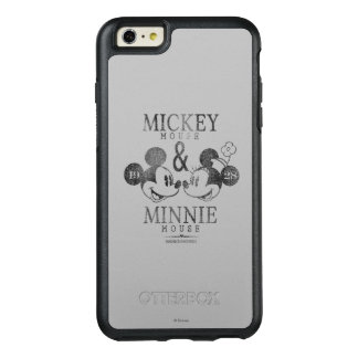 Mickey & Minnie | Est. 1928 OtterBox iPhone 6/6s Plus Case