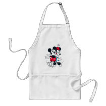 Mickey & Minnie | Forever Love Adult Apron