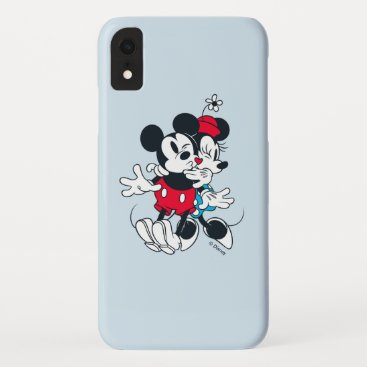 Mickey & Minnie   Forever Love iPhone XR Case