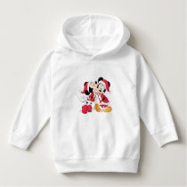 Mickey & Minnie | Jingle Bell Fun Hoodie
