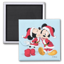 Mickey & Minnie | Jingle Bell Fun Magnet