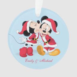 Mickey & Minnie | Jingle Bell Fun Ornament