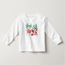 Mickey & Minnie | Jingle Bell Fun Toddler T-shirt