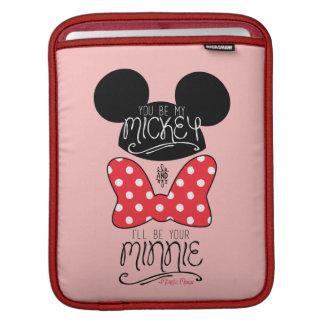 Mickey & Minnie | Love iPad Sleeve