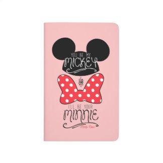 Mickey & Minnie | Love Journal