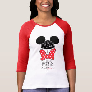Mickey & Minnie | Love T-Shirt