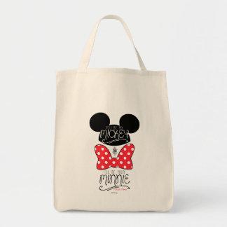 Mickey & Minnie | Love Tote Bag
