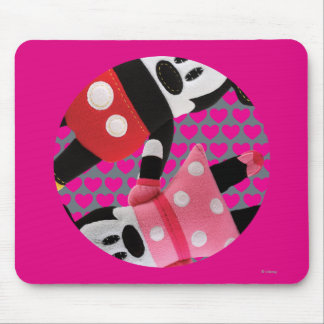 Mickey & Minnie | Pook-a-Looz Mouse Pad