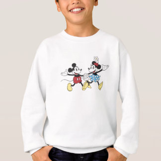 Mickey Minnie que lleva a cabo el vintage de la Remeras