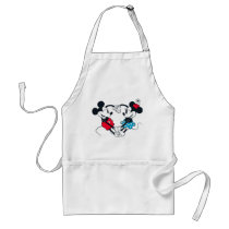 Mickey & Minnie | Relationship Goals Adult Apron