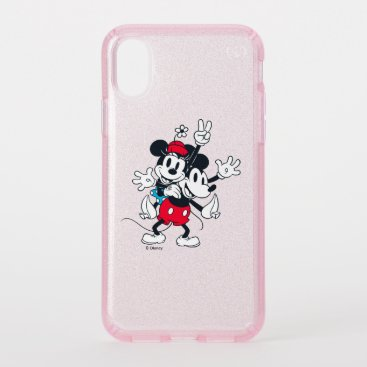 Mickey & Minnie | Two of a Kind Speck iPhone XS Case