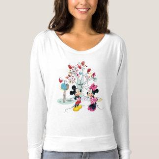 Mickey & Minnie | Valentine's Day 2 T-shirt