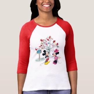 Mickey & Minnie   Valentine's Day 2 T-Shirt