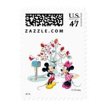Mickey & Minnie | Valentine's Day Postage