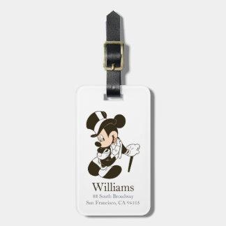 Mickey & Minnie Wedding | Getting Married Bag Tag