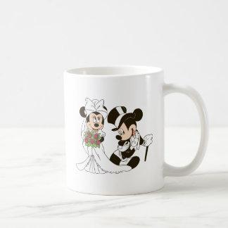 Mickey & Minnie Wedding | Getting Married Coffee Mug