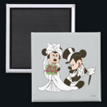"""Mickey &amp; Minnie Wedding 