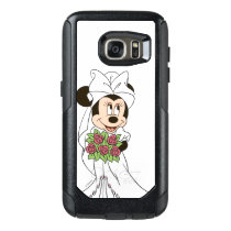 Mickey & Minnie Wedding | Getting Married OtterBox Samsung Galaxy S7 Case