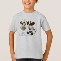 Mickey & Minnie Wedding | Getting Married T-Shirt
