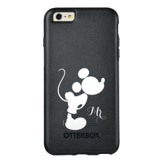 Mickey & Minnie Wedding | Silhouette OtterBox iPhone 6/6s Plus Case