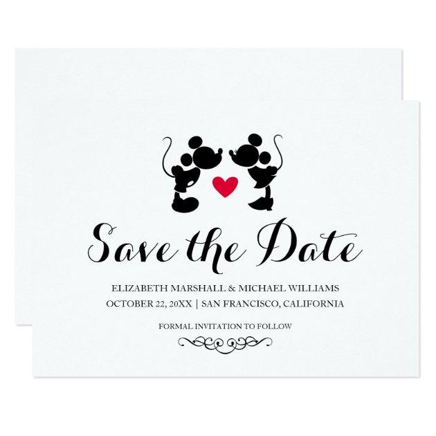 mickey  u0026 minnie wedding