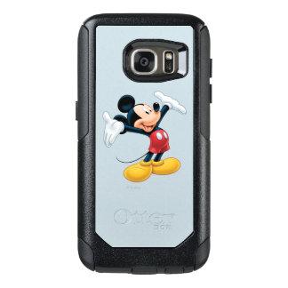 Mickey moderno el   Airbrushed Funda Otterbox Para Samsung Galaxy S7