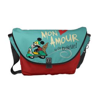 Mickey - Mon Amour Messenger Bag