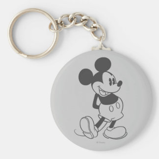 Mickey Mouse 10 Keychain