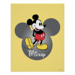 Mickey Mouse 12 Poster