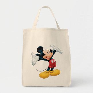Mickey Mouse 13 Bolsa Tela Para La Compra