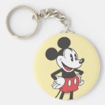 Mickey Mouse 14 Keychain