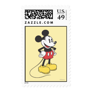 Mickey Mouse 14 Sellos