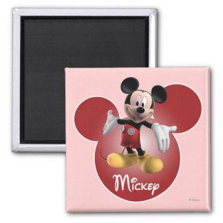 Mickey Mouse 18 Imán Para Frigorífico