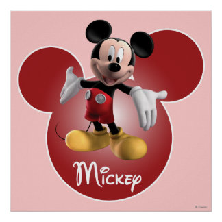 Mickey Mouse 18 Póster