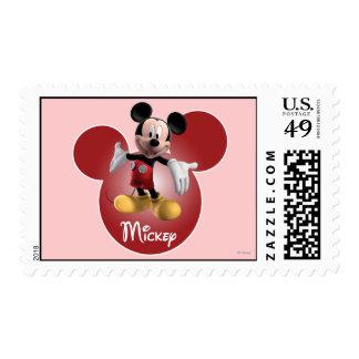 Mickey Mouse 18 Sello