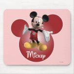 Mickey Mouse 18 Tapete De Ratón