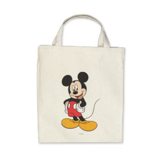 Mickey Mouse 1 Canvas Bag