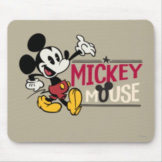 Mickey Mouse 1 Mouse Pad