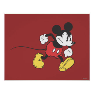 Mickey Mouse 20 Poster