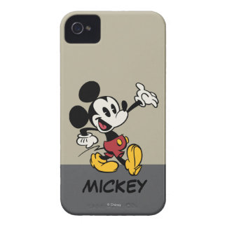 Mickey Mouse 3 iPhone 4 Case-Mate Case