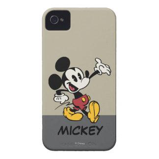 Mickey Mouse 3 Case-Mate iPhone 4 Cobertura