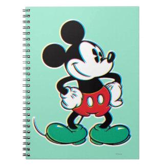 Mickey Mouse 3 Cuaderno
