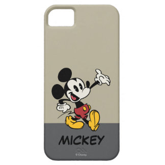 Mickey Mouse 3 iPhone 5 Case-Mate Cobertura