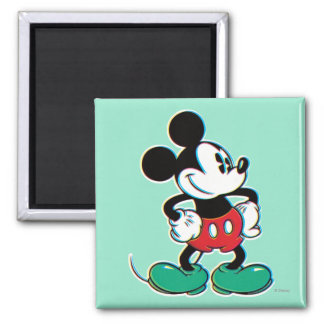 Mickey Mouse 3 Magnet