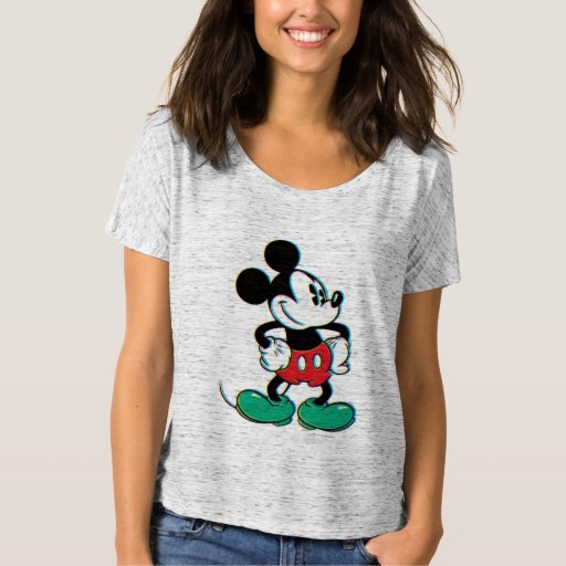 mickey mouse 3 t shirt zazzle. Black Bedroom Furniture Sets. Home Design Ideas
