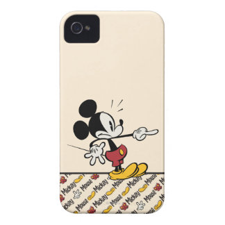 Mickey Mouse 4 iPhone 4 Case-Mate Case