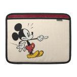 Mickey Mouse 4 Fundas MacBook