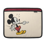 Mickey Mouse 4 MacBook Sleeve